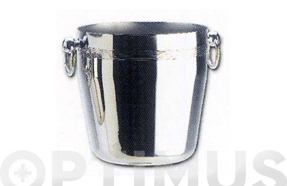 Cubo hielo conico luxe 18/10 27614