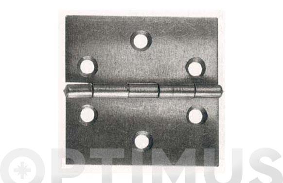 Bisagra hierro pulido schroeder 5002 1 1/2