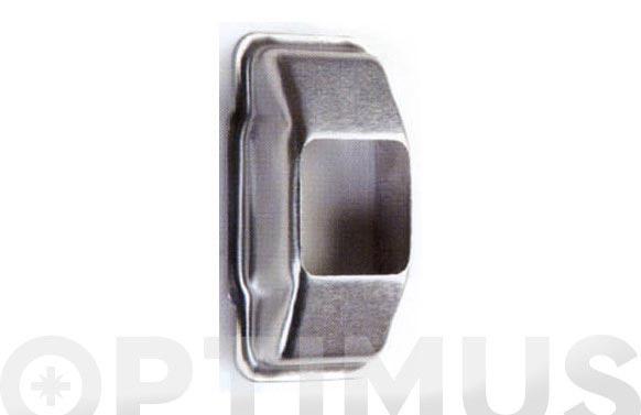 Carcasa pasacintas persiana bl 49673 oro