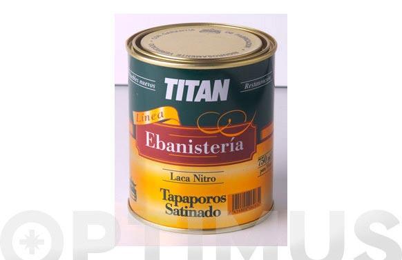 Laca tapaporos nitro 375 ml