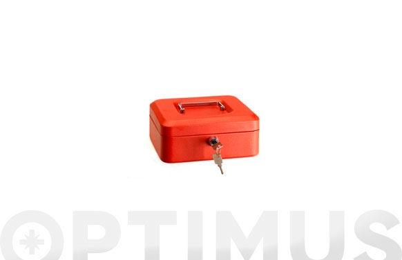 Caja de caudales elegant rojo t2 90 x 200 x 160