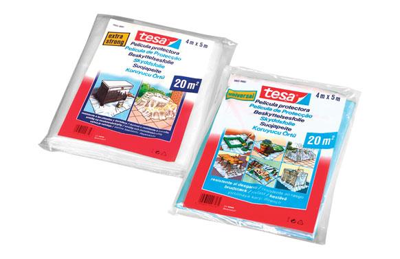 Plastico protector extrafuerte 5 x 4 m