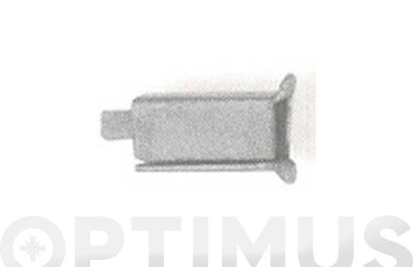 Reductor cuadradillo (caja 100 unidades) 8 a 6 mm