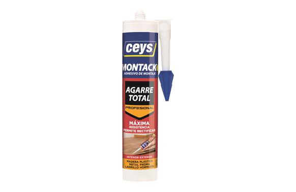 Adhesivo montaje montack profesional 300 ml