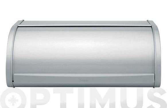 Panera tapa deslizante metallic grey