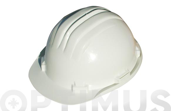 Casco obra con regulacion 5-rg blanco