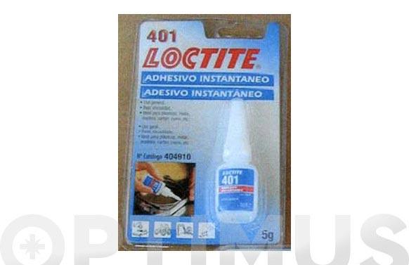 Adhesivo profesional 401 5 g