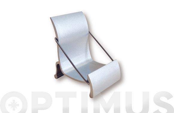 Soporte para movil abs silla