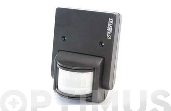 Detector movimiento steinel is-130-2 negro