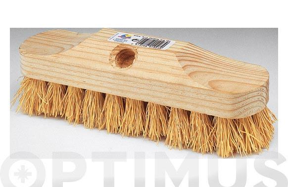 Cepillo buque zacaton fibra vegetal 5 x 10