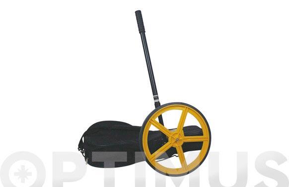 Topómetro mango telescópico ø320 mm con bolsa de transporte