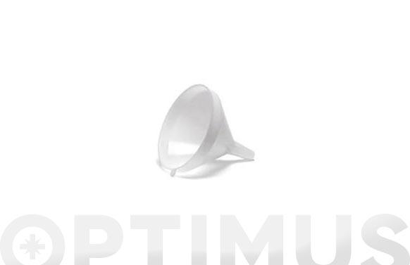 Embudo plastico vibro 100 mm