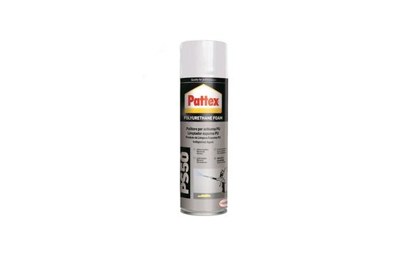 Limpiador espuma poliuretano spray sista 500 ml