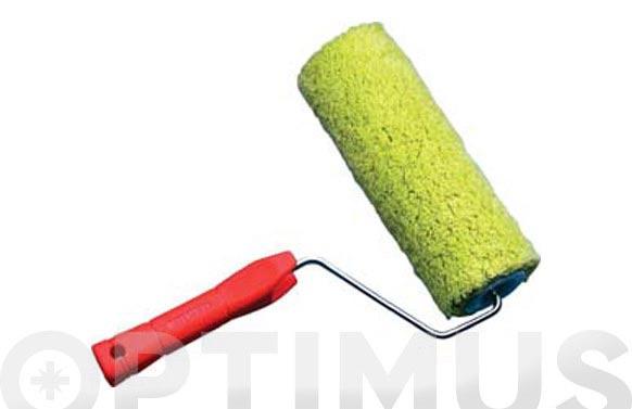 Rodillo hilo verde facha termo ø 50 mm 250 mm