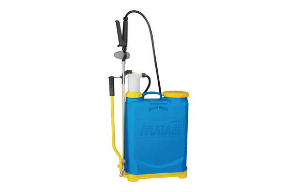 Pulverizador mochila super agro  16 l con lanza de laton