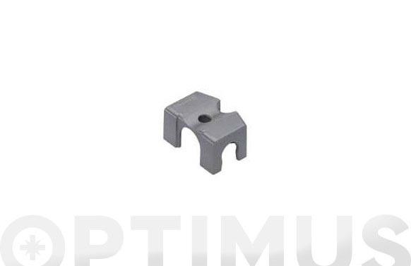 Caballete tubo micro drip  premium  13 mm 1/2    5 unidades