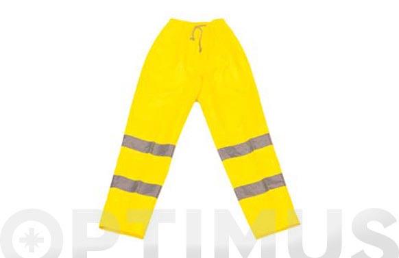 Traje alta visibilidad eskubi l -amarillo
