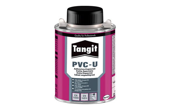 Adhesivo pvc con pincel 250 gr