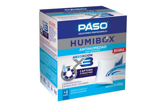 Absorbehumedad humibox recambio 2 x 450 g