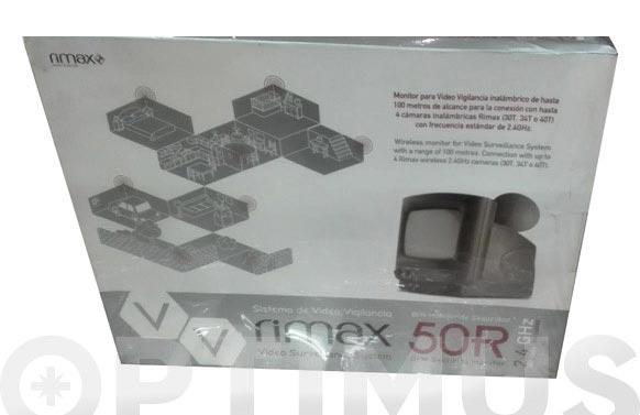 Monitor receptor bl/ng 4 camar rimax 50r