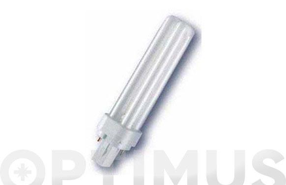 Lampara bajo consumo plc 4pins 26w/840g24q3