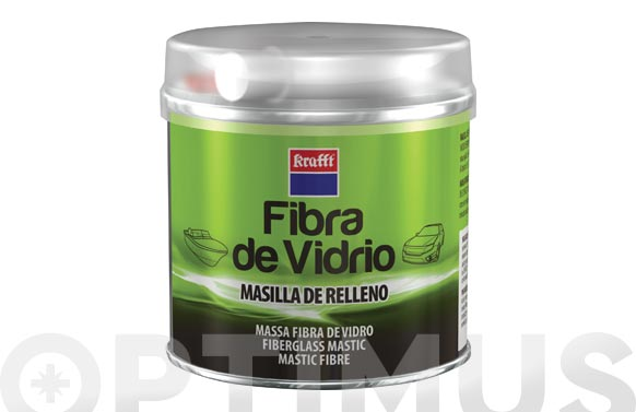Masilla fibra de vidrio 250 gr