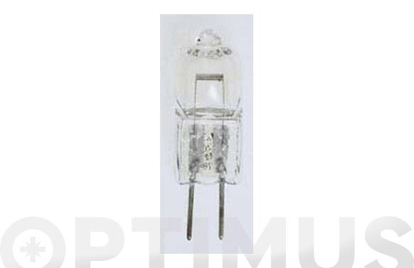 Lampara halogena bi pin (blist.2u) 20w g4