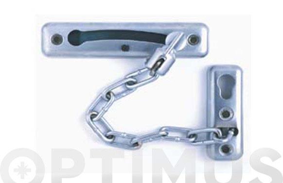 Retenedor cadena puerta 26 cr mate