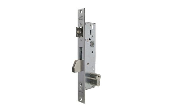 Cerradura puerta metalica serie 2210 2210-30 mm inox