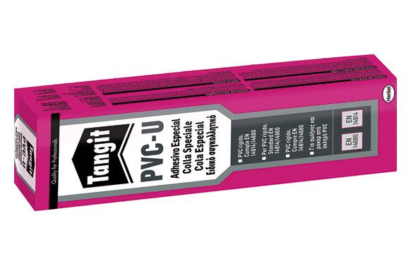 Adhesivo pvc tubo 125 gr