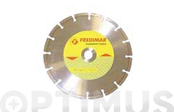 Disco diamante segmentado laser cup 115 pro