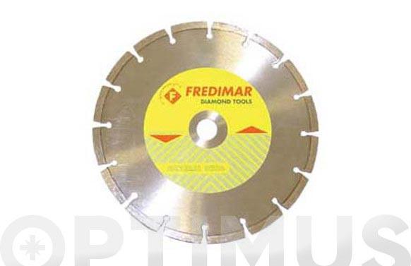 Disco segmentado laser cup 230 pro