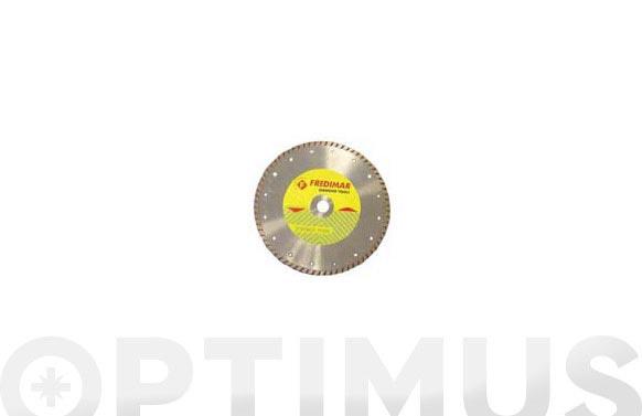 Disco diamante turbo cup 230 pro