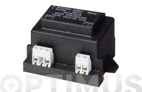 Transformador para cierre electrico 6900-220/12v ac