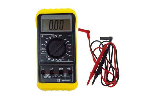 Multimetro digital te3030
