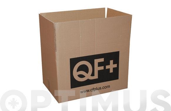 Caja carton embalar marron qf+ 40 x 40 x 30 cm