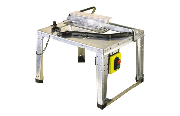 Mesa para sierra sobremesa 51 x 40 x 31 cm sin interruptor