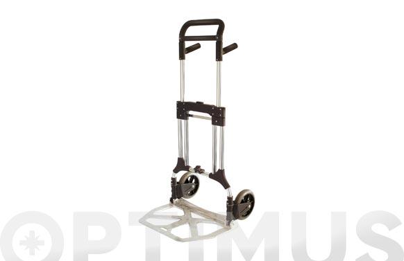 Carretilla plegable aluminio 200 kg