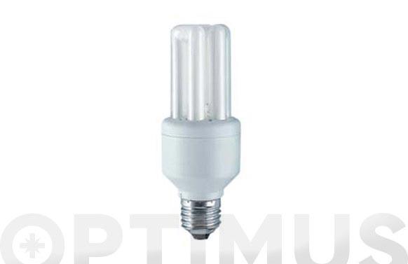 Bombilla bajo consumo duluxstar blister 14w e27/825