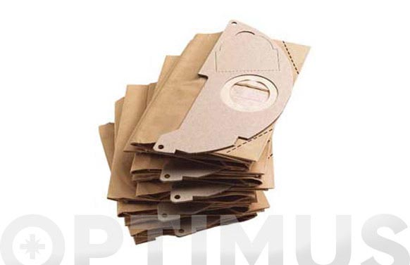 Bolsa papel aspirador 5 uds a20xx/wd2xxx/mv2