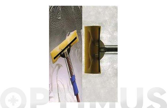 Limpiacristales mango extensible 1,5 m 22 cm ideal