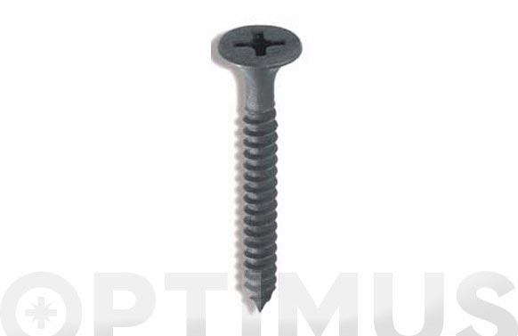 Tornillo pladur-metal ssf 3.5x45 fosfa