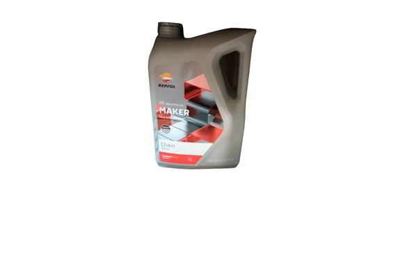 Aceite repsol multiuso extra sae 40 5 l. engrase general y cadenas motosierra