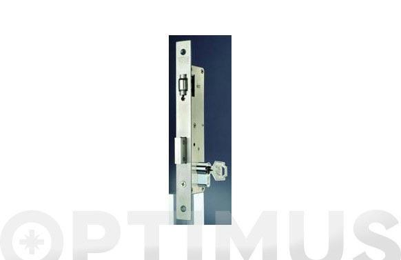 Cerradura metal rodill-palan 7005/20-05