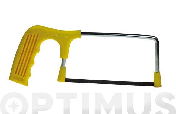 Sierra de arco para metales mini 150 mm