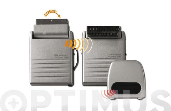Transmisor audio video mini gv090