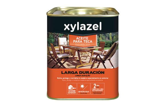 Aceite teca larga duracion teca claro 750 ml