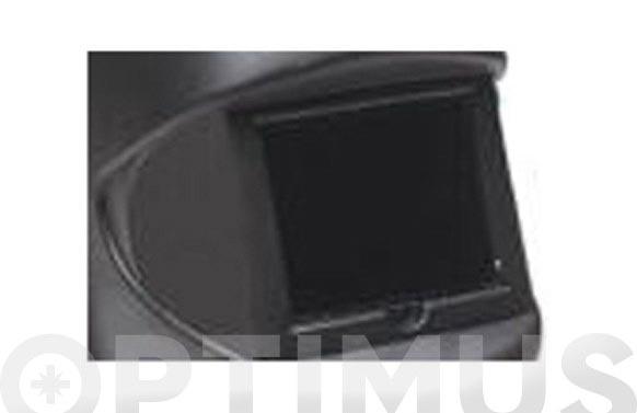 Cubrefiltro policarbonato 405 exterior