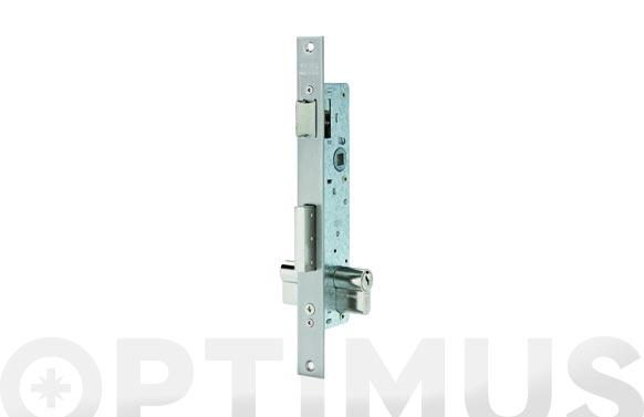 Cerradura puerta metalica serie 2210 2210-25 mm inox