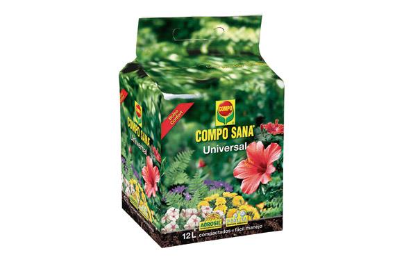 Substrato universal compo sana confort 12 litros